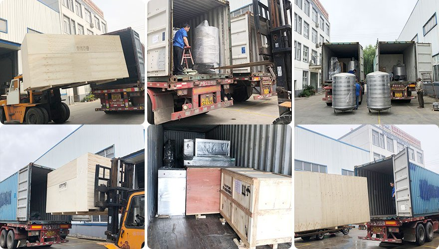 Packaging of Small Scale Bottle Beer Filling Machine